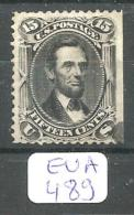 EUA Scott  77 Very Fine Edge Sheet YT 28 # - Used Stamps