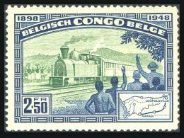 CONGO BELGE 1948 - MNH** - Congo Belga