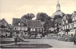 DEUTCHLAND Allemagne - KLINGENSTADT SOLINGEN : Gräfrather - Maktplatz - CPA - - Solingen