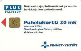 FINLANDE FINLAND SUOMI TELECARTE PHONECARD CYCLISTE VELO