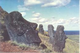 RAPA NUI - EASTER ISLAND CPSM CIRCA 1970 TBE EDITOR BADAL LIMITADA UNCIRCULATED - Rapa Nui