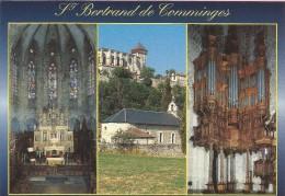 PP1490 - POSTAL - SAINT BERTRAND DE COMMINGES - CATHEDRALE STE MARIE - Postales