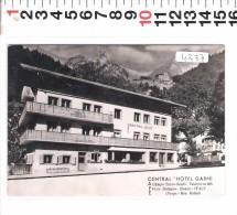 A 4237 CAMPO TURES BOLZANO CENTRAL HOTEL GARNI - Alberghi & Ristoranti