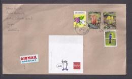 Série De Timbres Sur Enveloppe - 1945-... Republic Of China