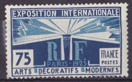 France N°215 - Neuf ** - Superbe - France