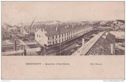 52 CHAUMONT QURTIER ARTILLERIS - Chaumont
