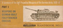 DC1) MODELLISMO MODEL WEAPONS ON GERMAN BUILT FULLYTRACKED CHASSIS 1939 1945 - Groot-Britannië