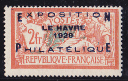 France N°257A - Neuf * - TB - France