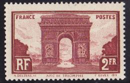 France N°258 - Neuf ** - Superbe - France
