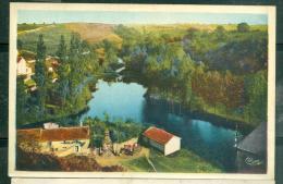 ARGENTON-CHATEAU. Les c�teaux de la Garenne au confluent de l'Argenton et de l'Ou�re    - rau118