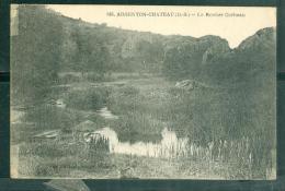 n�835 - Argenton-Chateau - Deux s�vres ) le rocher Corbeau      - rau120