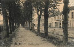 BELGIQUE - FLANDRE OCCIDENTALE - DIKSMUIDE - DIXMUDE - Allée Des Tilleuls. - Diksmuide