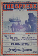 German Zeppelin Raids Over Great Britain 1915 - Guerre 1914-18