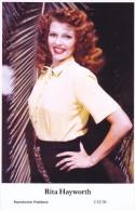 RITA HAYWORTH - Film Star Pin Up - Publisher Swiftsure Postcards 2000 - Postcards