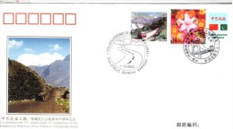 Pakistan 2003, Pak-China Friendship Special Covers With Both Countries Postmarks - Pakistan