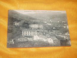 CARTE POSTALE ANCIENNE CIRCULEE DATE ?. / ST AMBROIX.- HOPITAL, GARE ET FILATURE NEUVE. / CACHETS + TIMBRE - Saint-Ambroix