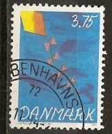 Danemark Denmark 1994 Stamp Competition Obl - Gebruikt