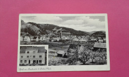 Gruß Aus Bruchweiler B. Dahn  / Pfalz - Gasthaus Pension Lowen... Gruss Aus Bruchweiler - Dahn