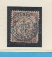 FRANCE - N° Yvert Taxe 25 2° Choix - 1859-1955 Usados