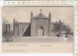 PO2545D# NAMIBIA - OKAHANDYA - CHIESA   No VG - Namibia