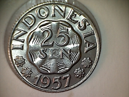 Indonésie 25 Sen 1957 - Indonesia