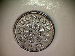 Indon�sie 50 Sen 1952