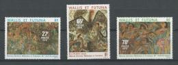 Wallis Et Futuna:  245/ 247 ** - Wallis-Et-Futuna