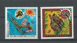 Wallis Et Futuna:  232/ 233 ** - Wallis-Et-Futuna