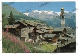 ANTAGNOD - Valle D´aosta - MONTE ROSA - Italia