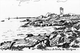 29-le Phare De La Pointe De Trevignon(tregunc) - Trégunc