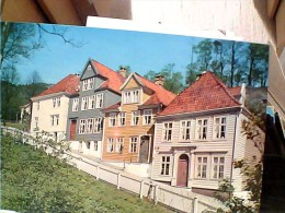NORGE GAMLE BERGEN  NB1975 EW1521 - Norvegia
