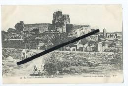 CPA - Le Vieux Château De Talmont - Talmont Saint Hilaire