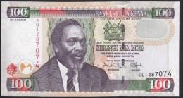 Kenya 100 Shillingi 2010 P48e UNC - Kenia