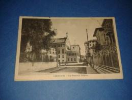 M3028 LIGURIA CHIAVARI GENOVA 1927 VIAGGIATA - Autres Villes