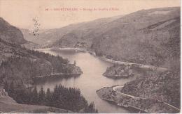 CPA Rochetaillée - Barrage Du Gouffre D'Enfer - 1908 (16549) - Rochetaillee