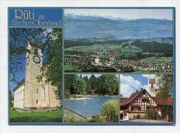 SWITZERLAND - AK 236561 Rüti  Im Züricher Oberland - ZH Zürich