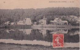 CPA Bagnoles-de-l'Orne - Le Lac  (16551) - Bagnoles De L'Orne