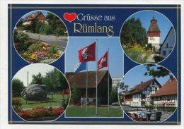 SWITZERLAND - AK 236567 Herzliche Grüsse Aus Rümlang - ZH Zürich