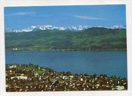SWITZERLAND - AK 236595 Stäfa Und Die Glarneralpen - ZH Zürich