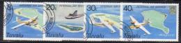 Z1005 - TUVALU 1979 ,  Serie 115/118 Usata - Tuvalu