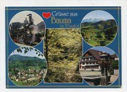 SWITZERLAND - AK 236613 Herzliche Grüsse Aus Bauma Im Tösstal - ZH Zürich