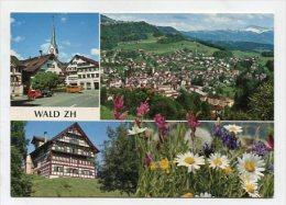 SWITZERLAND - AK 236631 Wald ZH - ZH Zürich