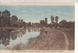 F 79 - Le Marais Poitevin - La Sèvres Niortaise à Irleau Entre Coulon Et Arçais   : Achat Immédiat - Autres Communes