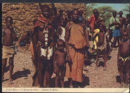 Ra62 TRIBAL AFRICA - Zambia