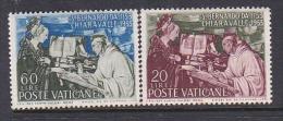 Vatican City 1953 St.Bernard Mint Hinged - Unused Stamps