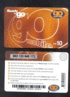 MALTA -  GO MOBILE    LM5  /   USED - 2000 ( DIFF CARD 1 ) - Malta
