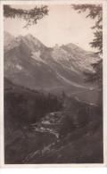 Carte Postale Ancienne - Alpinisme - Montagne - La Route Sur La Giettaz Et Chaine De L'Etale - Alpinisme