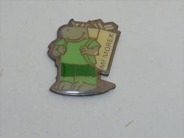 Pin's HIPPOPOTAME MEMOREX - Animali