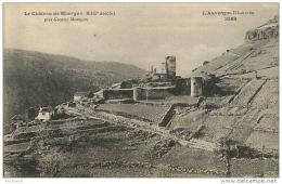 CHATEAU DE MONTGON GRENIER MONTGON - Brioude
