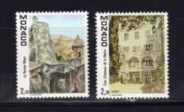 Monaco Timbres De 1989  Neufs** N°1708  Au N°1709 (vendu A La Faciale) - Nuovi